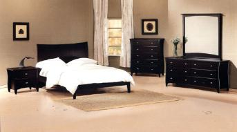 we have many styles and colors of wood available in platform beds.